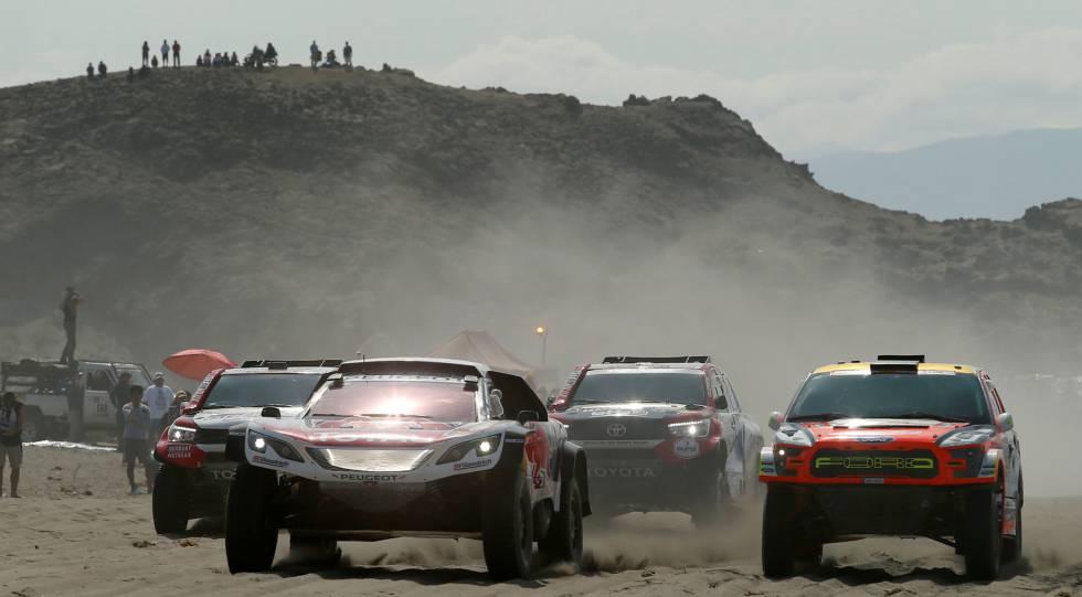 Rally Dakar 2018 clasificacion