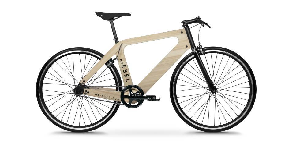 My Esel, las bicicletas más personales del mercado