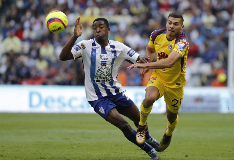 0f089cf3a Henry Martín abre las alas con el América | Deportes | EL PAÍS