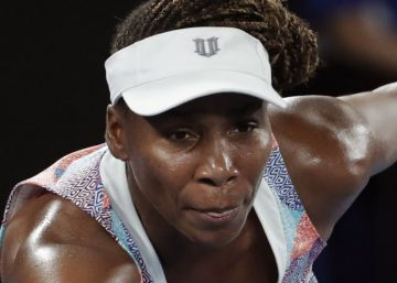 Venus Williams cae en primera ronda