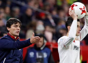 El optimismo de Montella