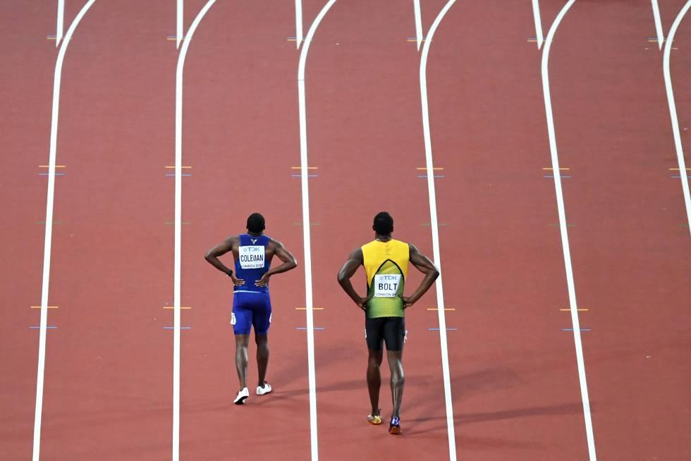 0cbadd708f Coleman bate el récord de los 60m y comienza a reclamar la herencia de  Usain Bolt