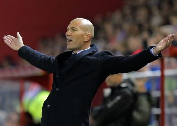 Zidane crucificado