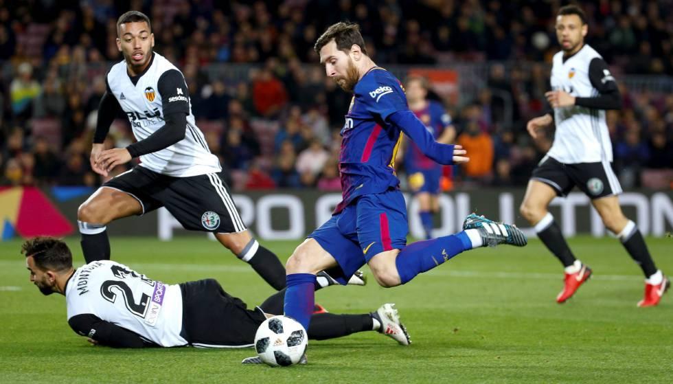 39b59d0f0718e Valencia - Barcelona  horario y dónde ver la Copa del Rey
