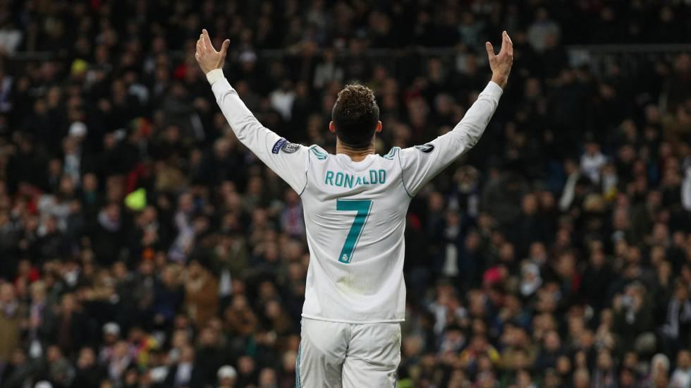 El Real Madrid remonta al PSG y se acerca a los cuartos de la Champions a7ba40ebd43e5