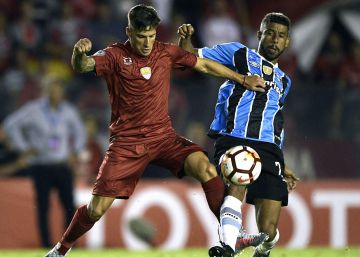 Independiente y Gremio firman tablas en una final llena de detalles