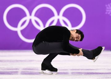 Spanish Olympic skater Javier Fernández on course for medal