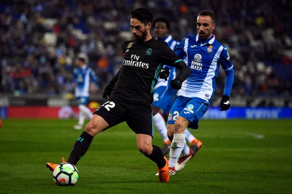 El Espanyol corta la racha del Madrid  15af2b1e7e96c