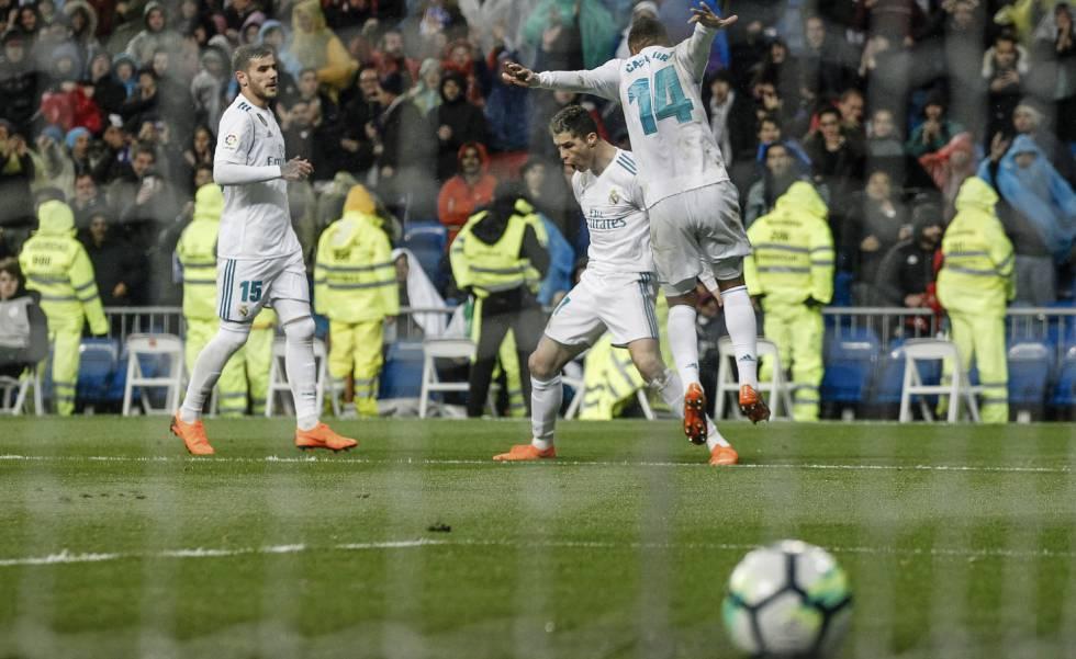 El Real Madrid se impone al Getafe y ya mira al PSG | Deportes | EL PAÍS