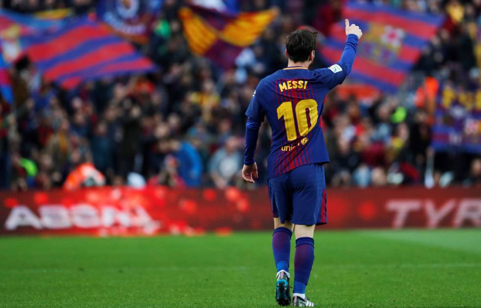 Messi Barcelona Chelsea