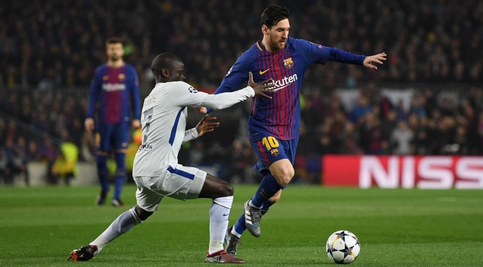 El Barcelona golea al Chelsea y se clasifica para los cuartos de final e714b03d32404