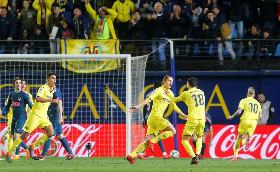 Villarreal Atletico de Madrid