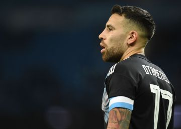 Otamendi, de tipo duro a defensa total
