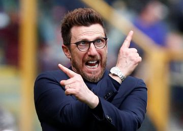 Di Francesco, l'escollit
