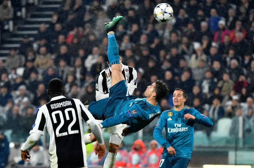 Cristiano Ronaldo gol bicicleta O gol de ... 3525924618812
