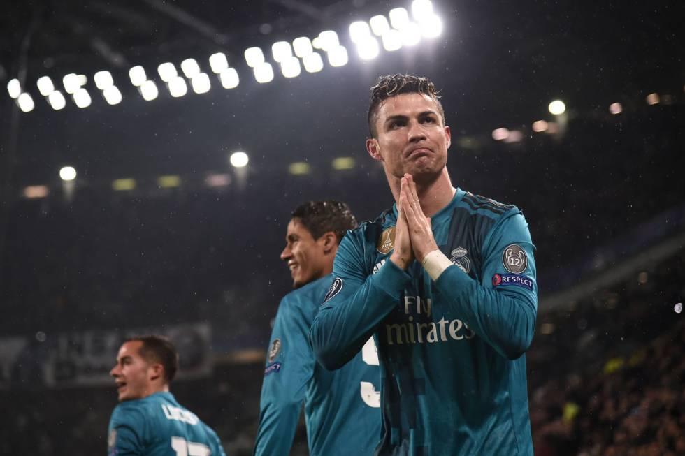 """Juventus - Real Madrid  Cristiano Ronaldo  """"El aplauso fue un ... ccb9413ee02e1"""