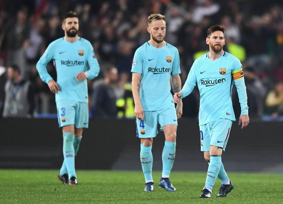 Sorpresa En Roma El Barcelona Queda Eliminado De La