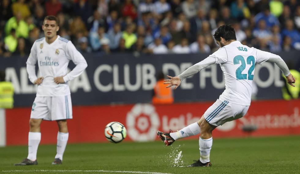 Malaga Real Madrid