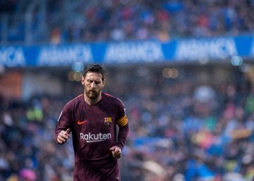 La eterna metamorfosis de Messi