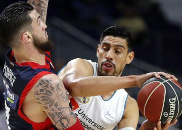 El Real Madrid supera al Baskonia y sella el liderato de la liga regular