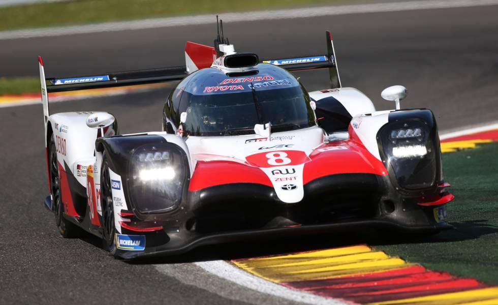 Resultado de imagen de Fernando Alonso 6 horas Spa