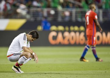 México queda fuera de la Copa América 2019 7e36e1a780fc0