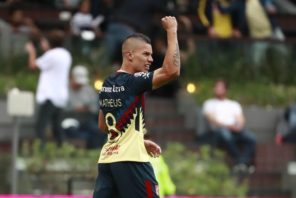 El América se deleita frente a los Pumas y se clasifica a semifinales (2-1) ae7de3c491d5a