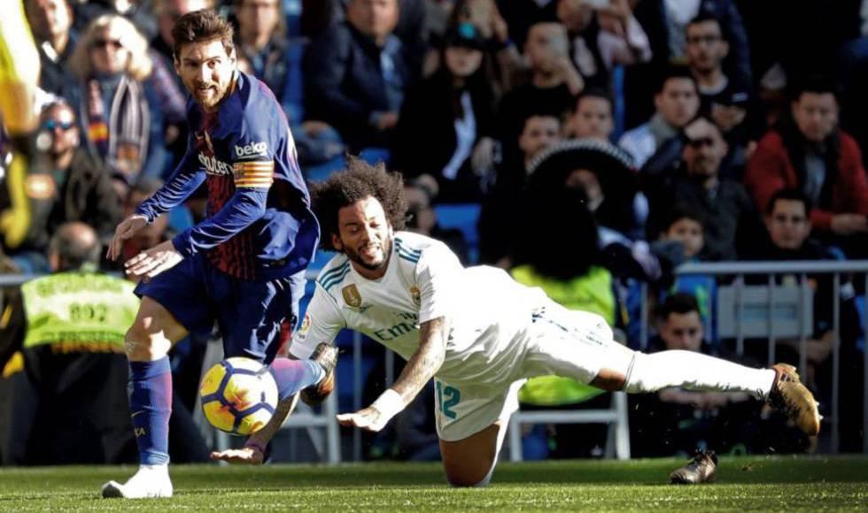 Barcelona - Real Madrid  horario y dónde ver el clásico de la Liga ... 5bab6fcf8a7