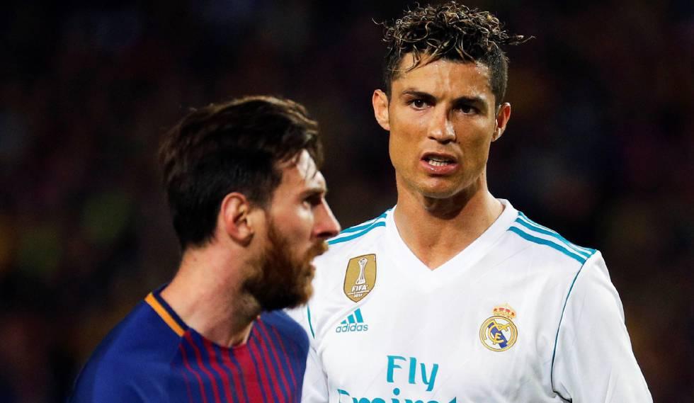 El Barcelona y el Real Madrid empatan en el Camp Nou  bc98026dafff9