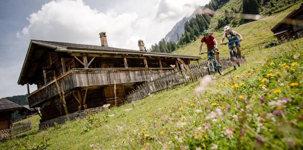Ride the Alps