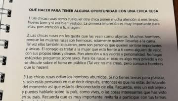 manual de ligar mujeres