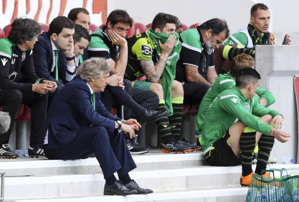 e4cf1110cc3c Lluvia de dimisiones en el Sporting de Lisboa que dejan solo al presidente