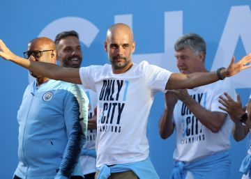 Guardiola renueva con el City