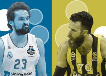 Real Madrid - Fenerbahçe, la final Four de la Euroliga