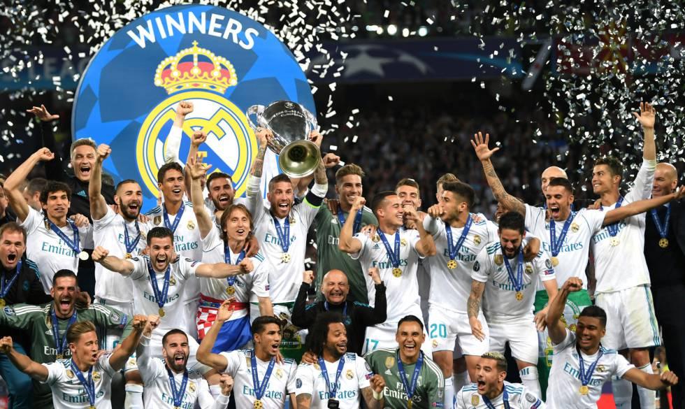 El Real Madrid derrota al Liverpool y logra su 13ª Champions ... 318dfd4f8341c