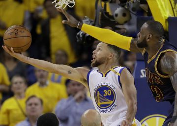 Warriors-Cavaliers, la final sin fin