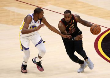 Final NBA 2018: Warriors - Cavaliers | Resultados