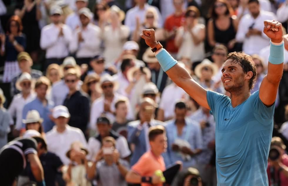 Roland Garros Calendario.Roland Garros 2018 Calendario Y Resultados Deportes El Pais
