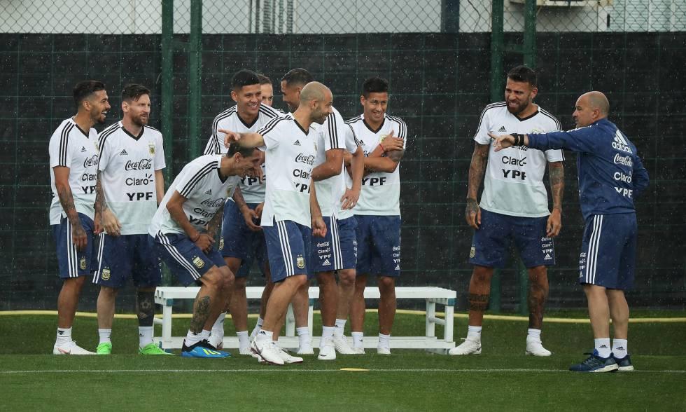 Rusia 2018| Argentina con equipo casi confirmado