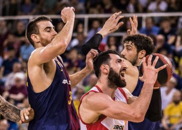 El Baskonia supera el frenesí del Barça y se medirá al Real Madrid en la final