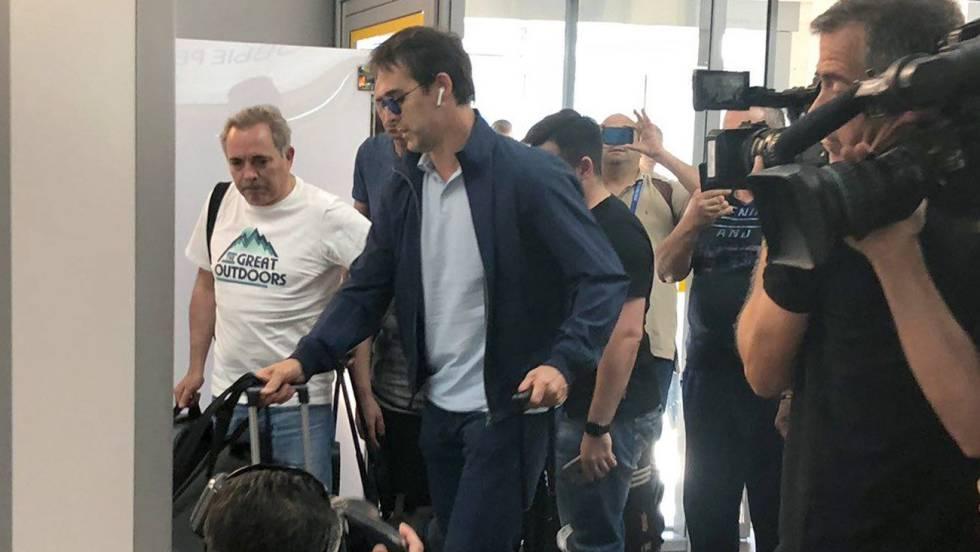 España se queda grogui