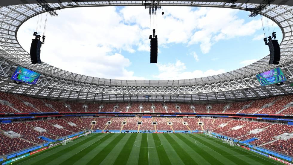 El Mundial de fútbol de Putin y el VAR