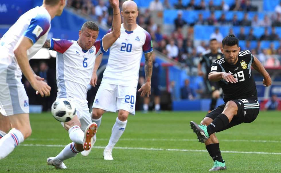 Argentina - Islandia: Mundial Rusia 2018