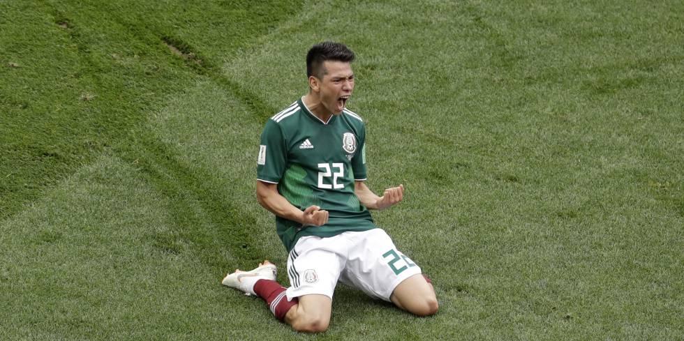 3fe4cca27daea México sorprende al someter a Alemania en el Mundial