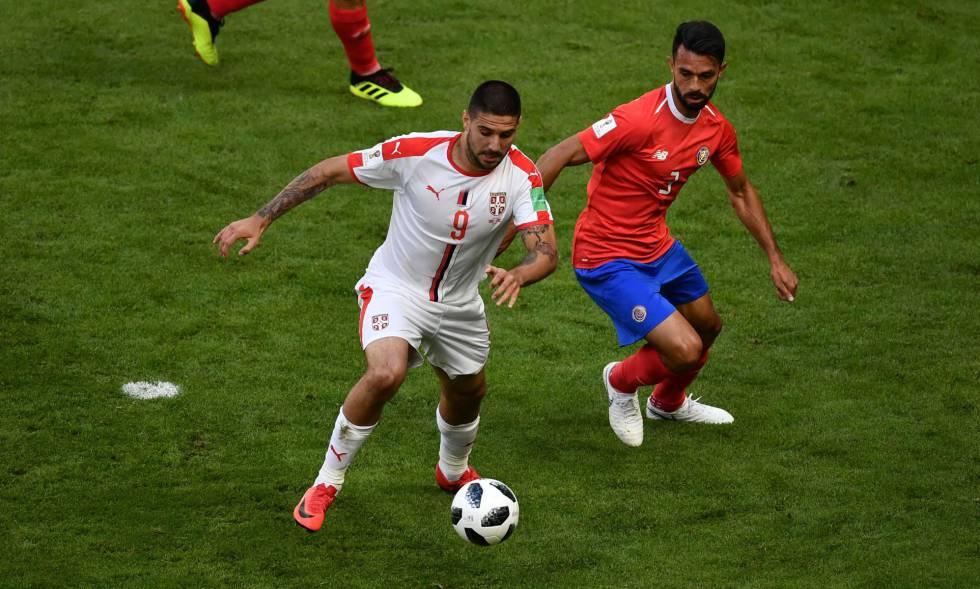 Serbia derrota con dificultad a Costa Rica  c9746bbeefb20