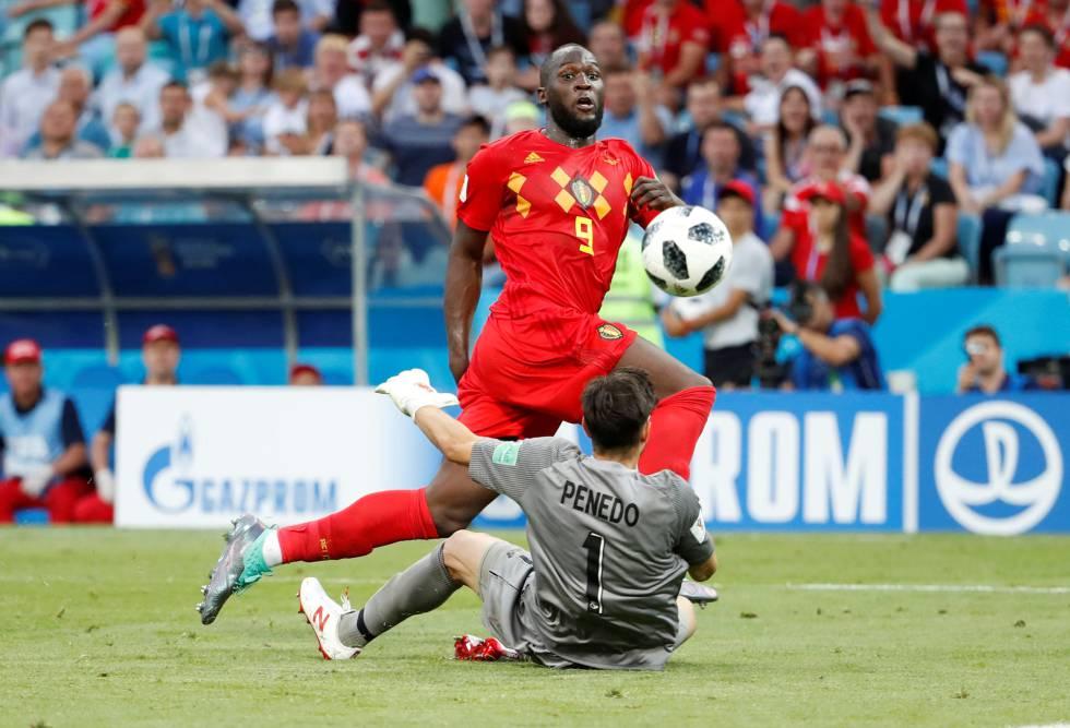 Belgica vs Panama