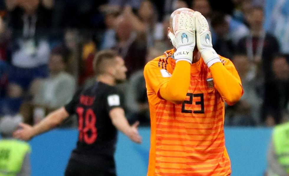 Argentina Croacia