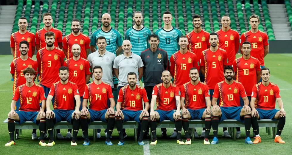 7e07d219ef8dc España vs Marruecos  horario y dónde ver a la selección española ...