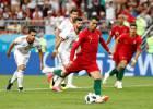 Portugal se duerme ante una brava Irán