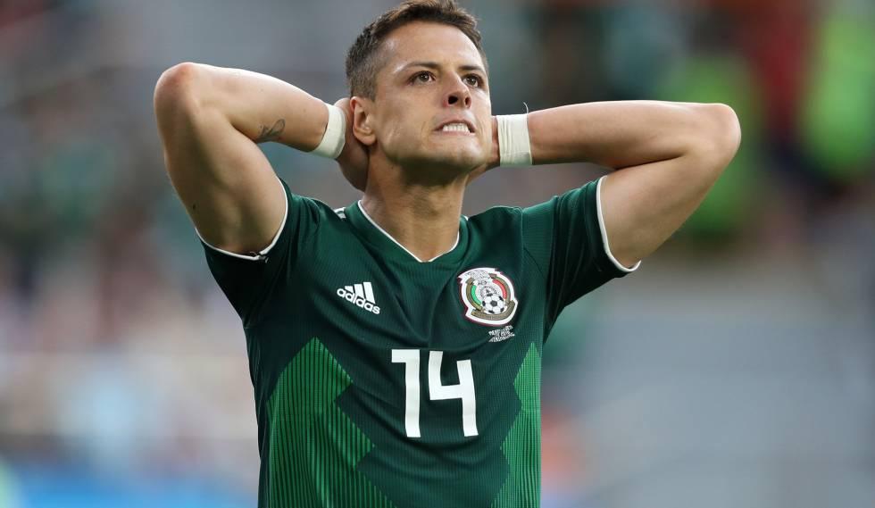 Mundial 2018  Suecia desmantela a México y ambos se clasifican a ... 210f4d7beceb8